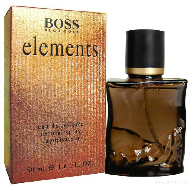Hugo Boss - Boss Elements (1994) - edt 100ml (tester) - оригинал, раритет!