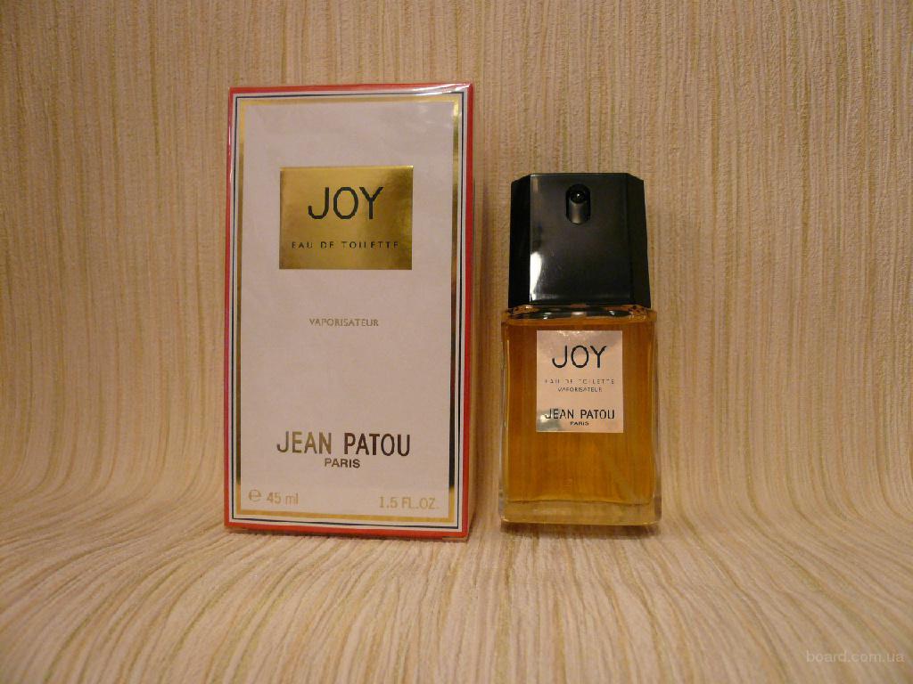 Jean Patou - Joy (1930) - edt 45ml - оригинал, раритет!