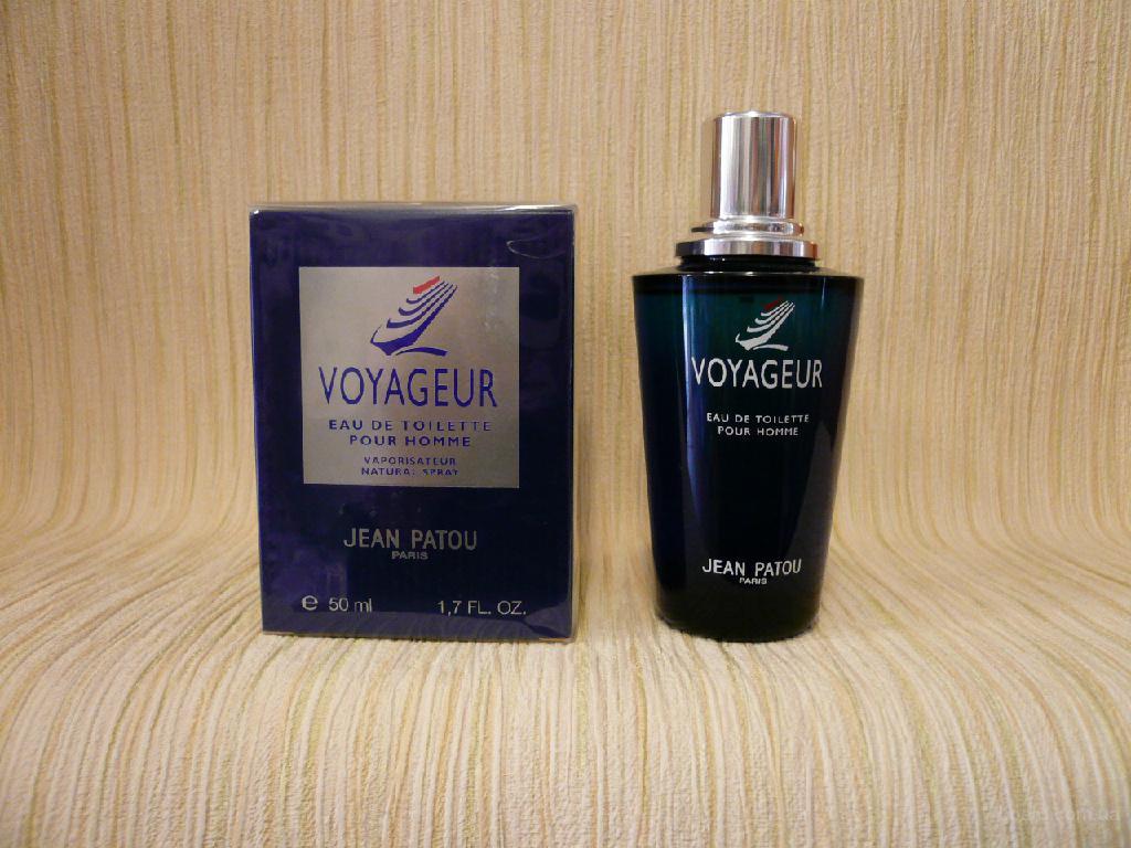 Jean Patou - Voyageur (1984) - edt 50ml - оригинал, раритет!