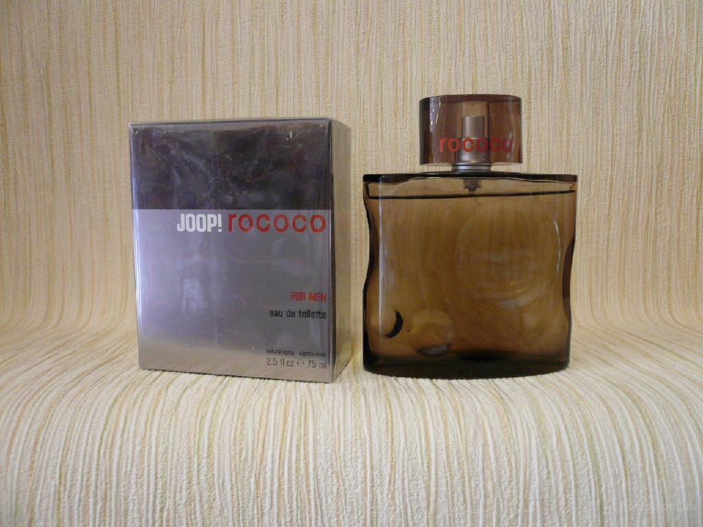 Joop! - Rococo For Men (2002) - edt 75ml - Редкая Оригинальная Парфюмерия