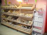 Хлебные горки и стеллажи