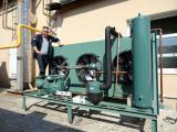 Монтаж холодильного,морозильного оборудования,холодильных и морозильных камер в Крыму.