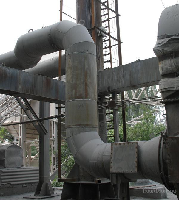 Газоходы, дымоходы, воздуховоды, венткороба