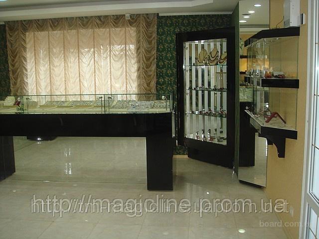 Мебель торговая для магазинов