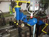 Переносной шлифовальный станок для шлифовки направляющих станин токарных станков