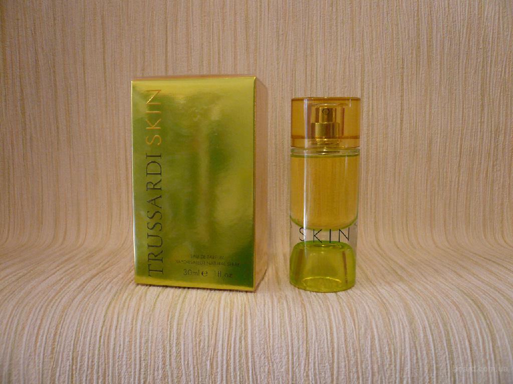 Trussardi - Skin (2002) - edp 30ml - оригинал, раритет