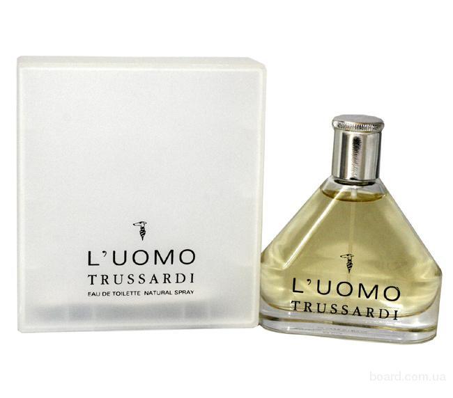 Trussardi - Trussardi L'Uomo (1995) - edt 100ml (tester) - Редкая Оригинальная Парфюмерия