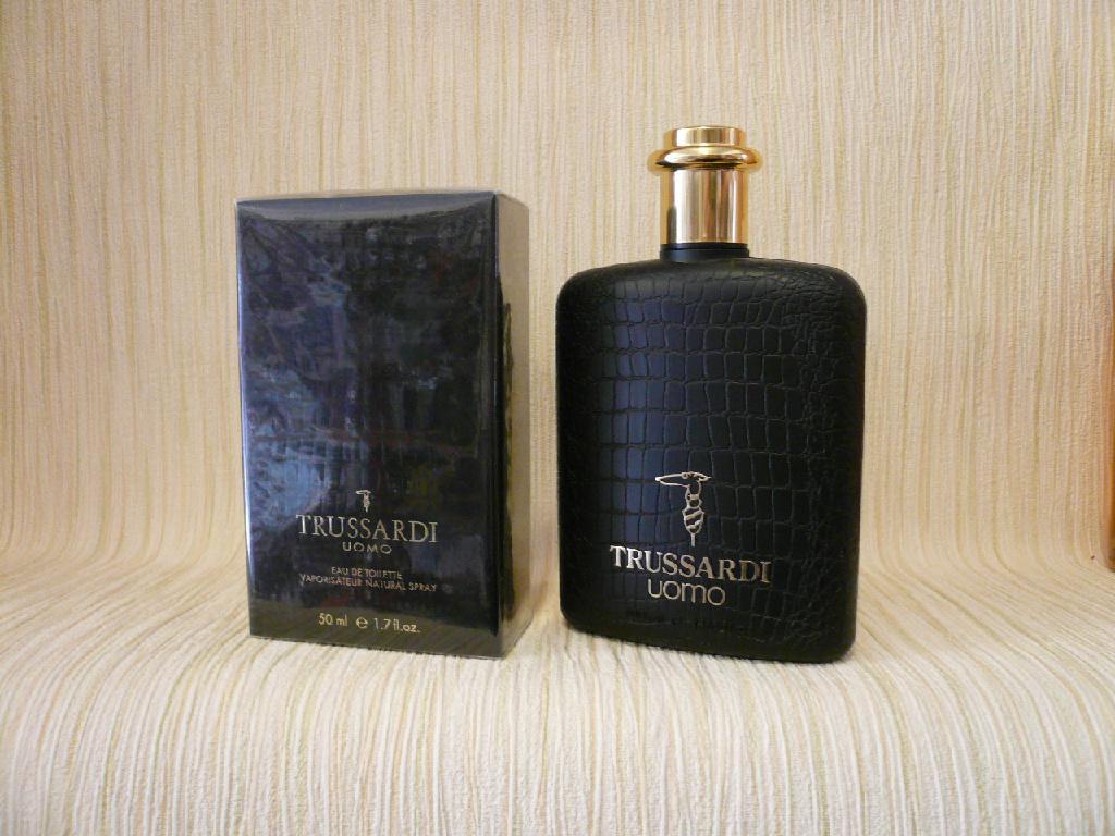 Trussardi - Trussardi Uomo (1983) - edt 50ml - оригинал. раритет