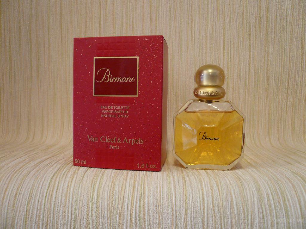 Van Cleef & Arpels - Birmane (1999) - edt 50ml -оригинал, раритет