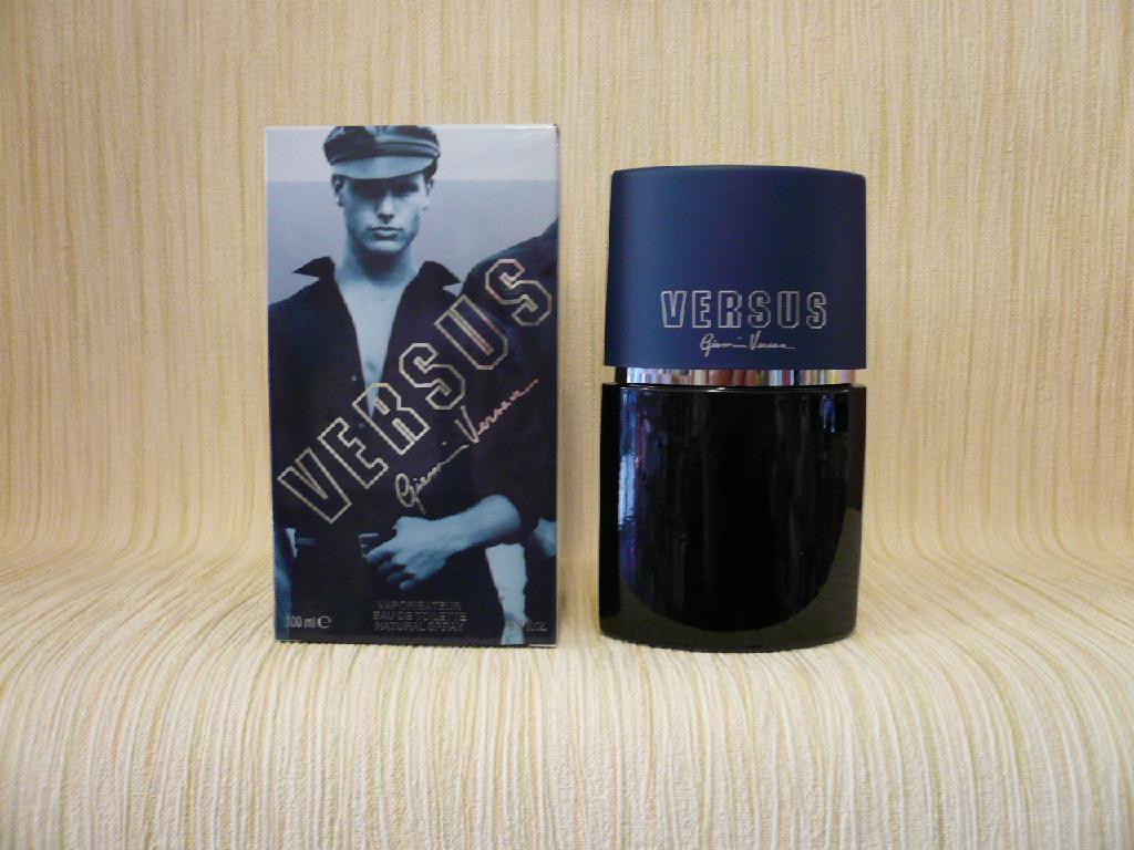 Versace - Versus Pour Homme (1989) - edt 100ml - оригинал, раритет