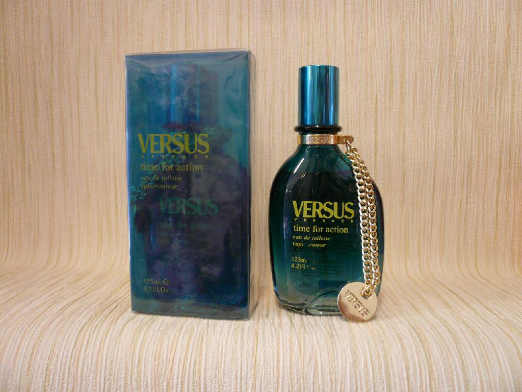 Versace - Versus Time For Action (2003) - edt 125ml - оригинал, раритет