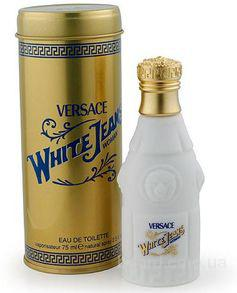 Versace - White Jeans (1997) - edt 75ml (tester) - Редкая Оригинальная Парфюмерия