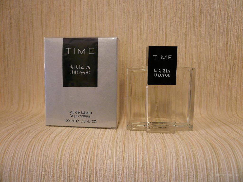 Krizia - Time Krizia Uomo (2003) - edt 50ml - Редкая Оригинальная Парфюмерия