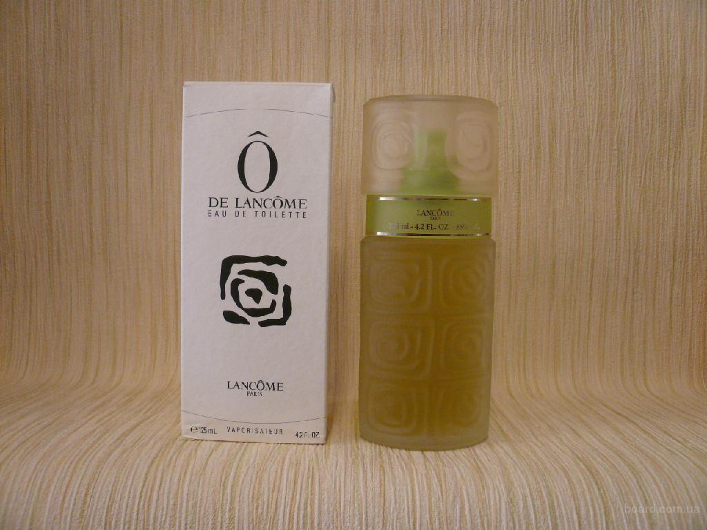 Lancome - O De Lancome - edt 125ml (1969), (tester) - Редкая Оригинальная Парфюмерия