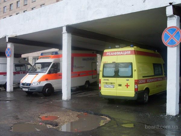 Медэкспресс - перевезти больного из Витебска, из Гомеля, из Минска в Одессу