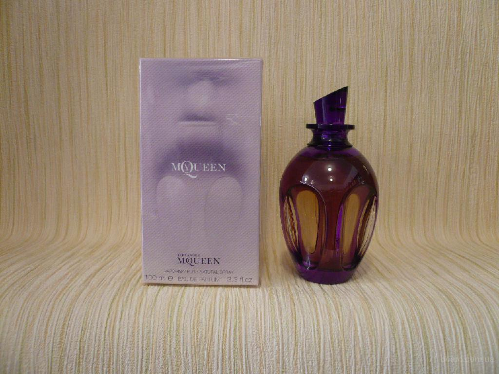 Alexander McQueen - My Queen (2005) - edp 100ml - оригинал, раритет
