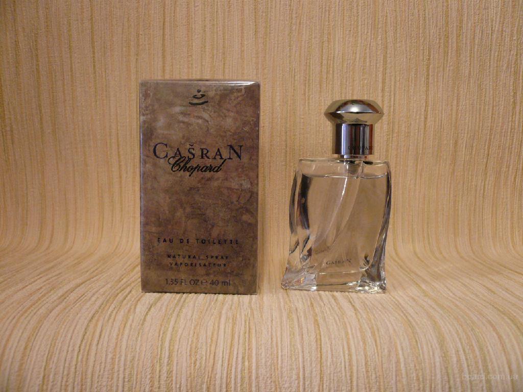 Chopard - Casran (1999) - edt 40ml - оригинал, раритет