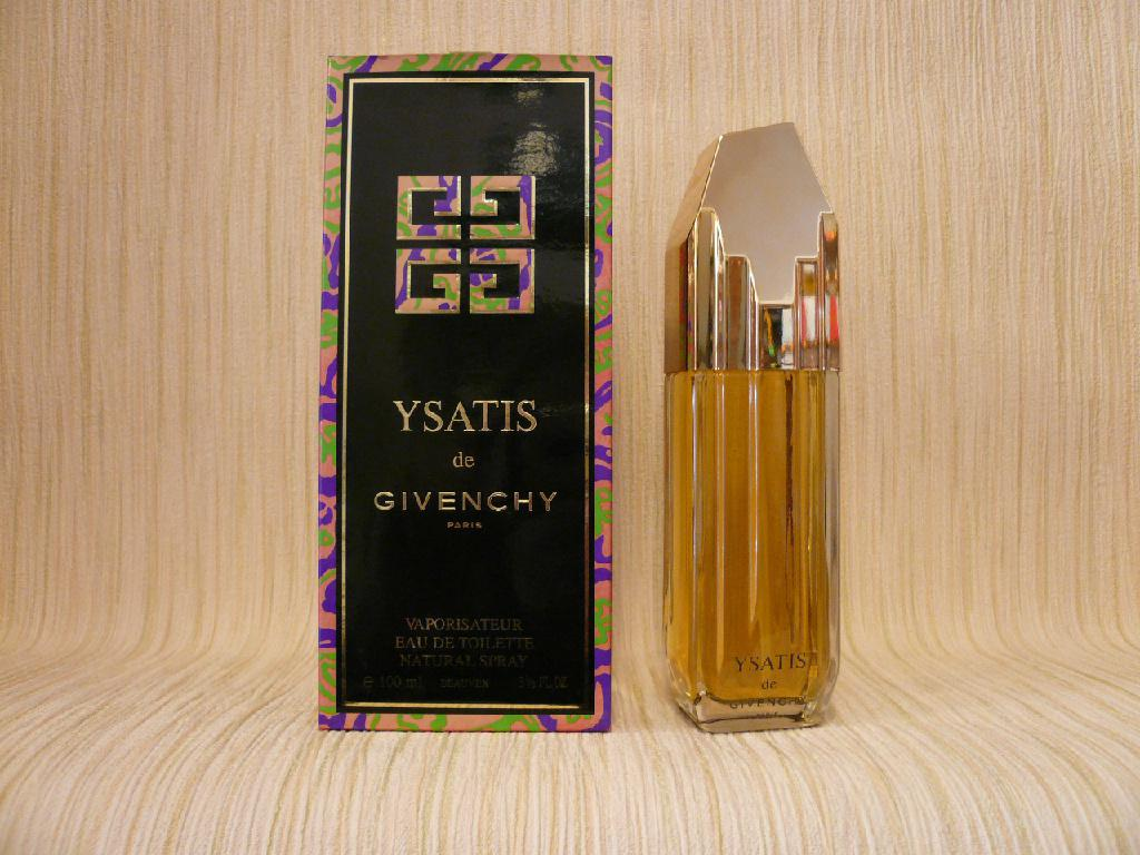Givenchy - Ysatis (1984) - edt 100ml - оригинал, раритет