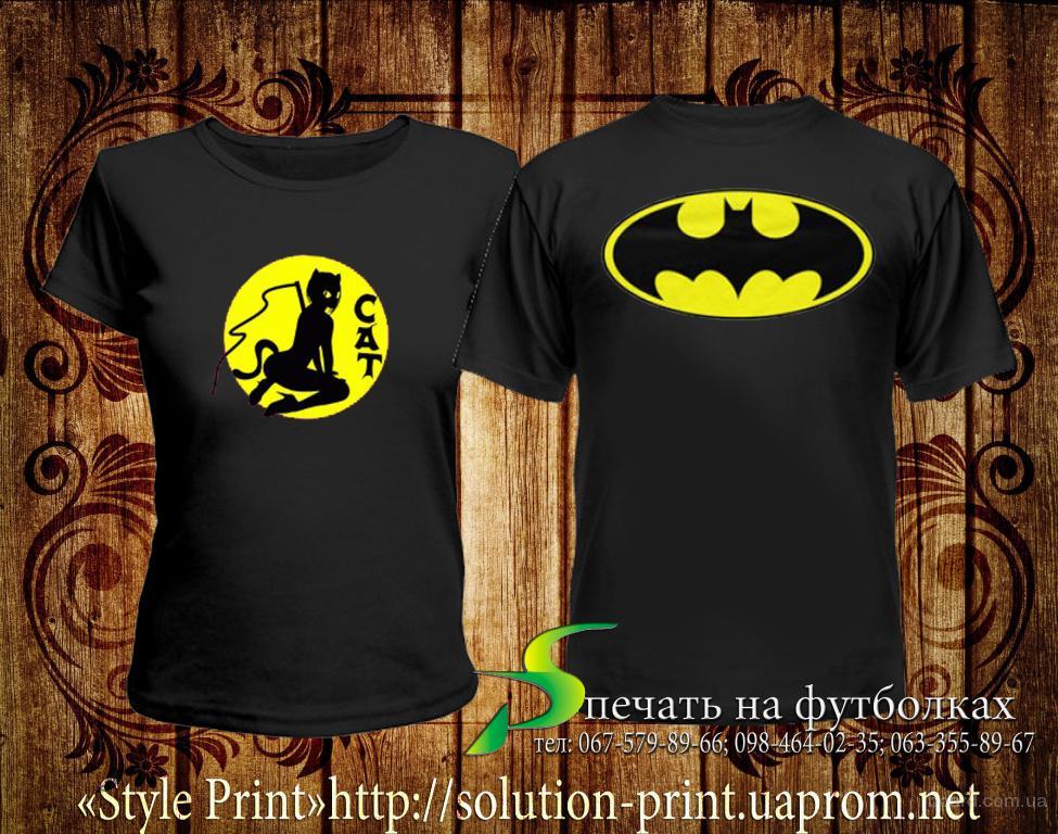дизайн печати на футболках