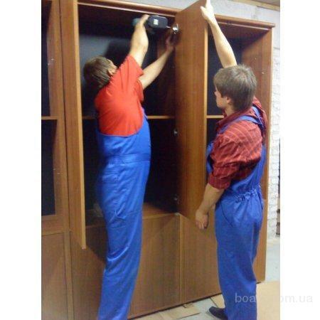 сборщик мебели донецк