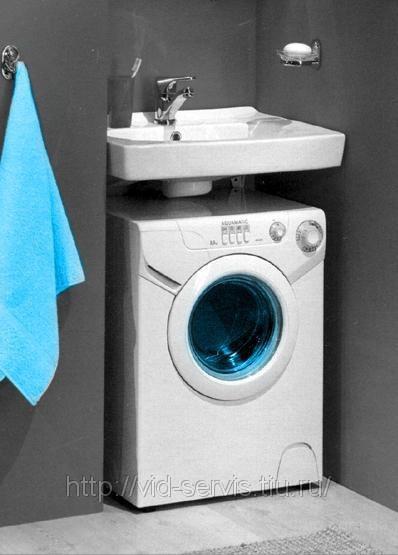 Установка стиральной машины донецк