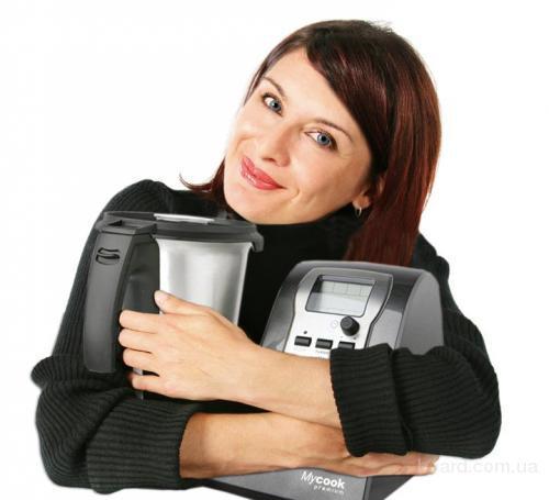 Кухонная машина-компьютер Mycook. Техника класса люкс. Качественная проверенная продукция из Евросоюза.