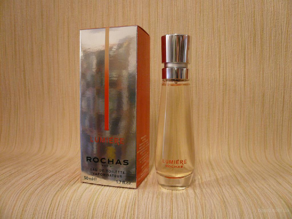 Rochas - Lumiere (2000) - edt 50ml - оригинал