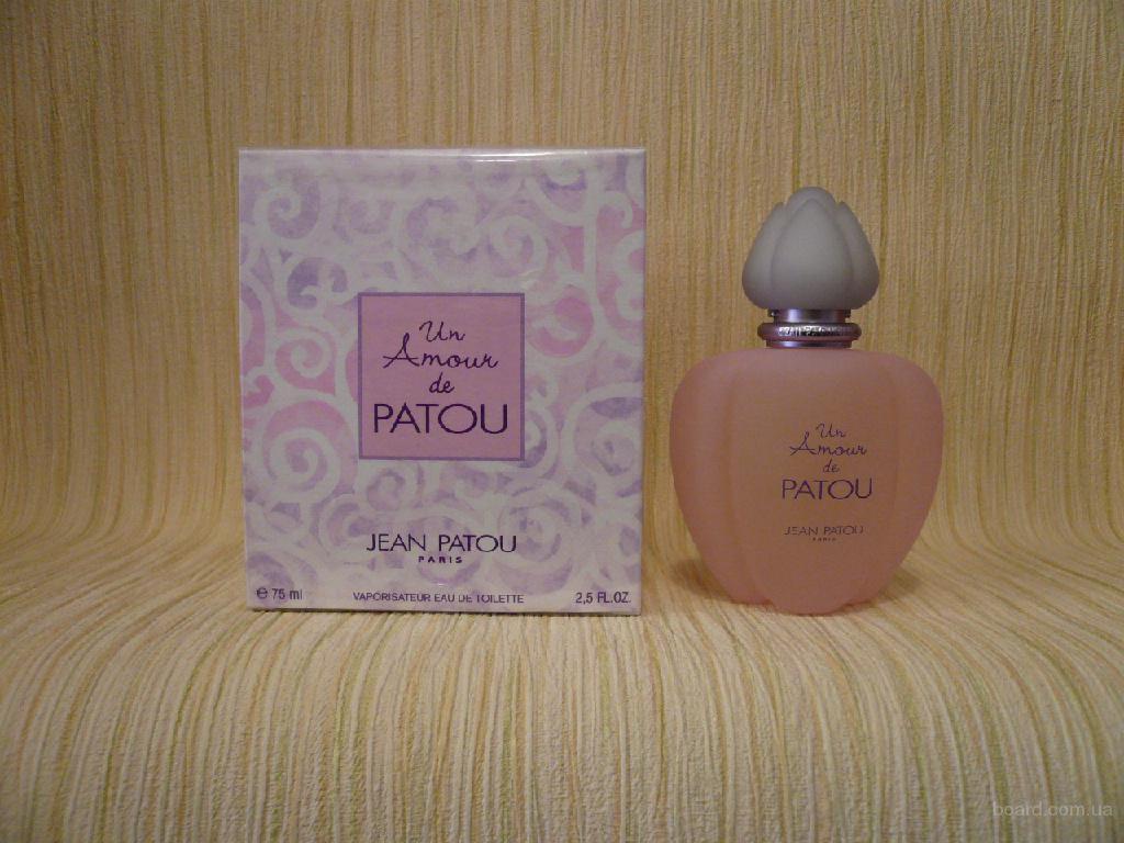Jean Patou - Un Amour De Patou (1998) - edt 75ml - оригинал