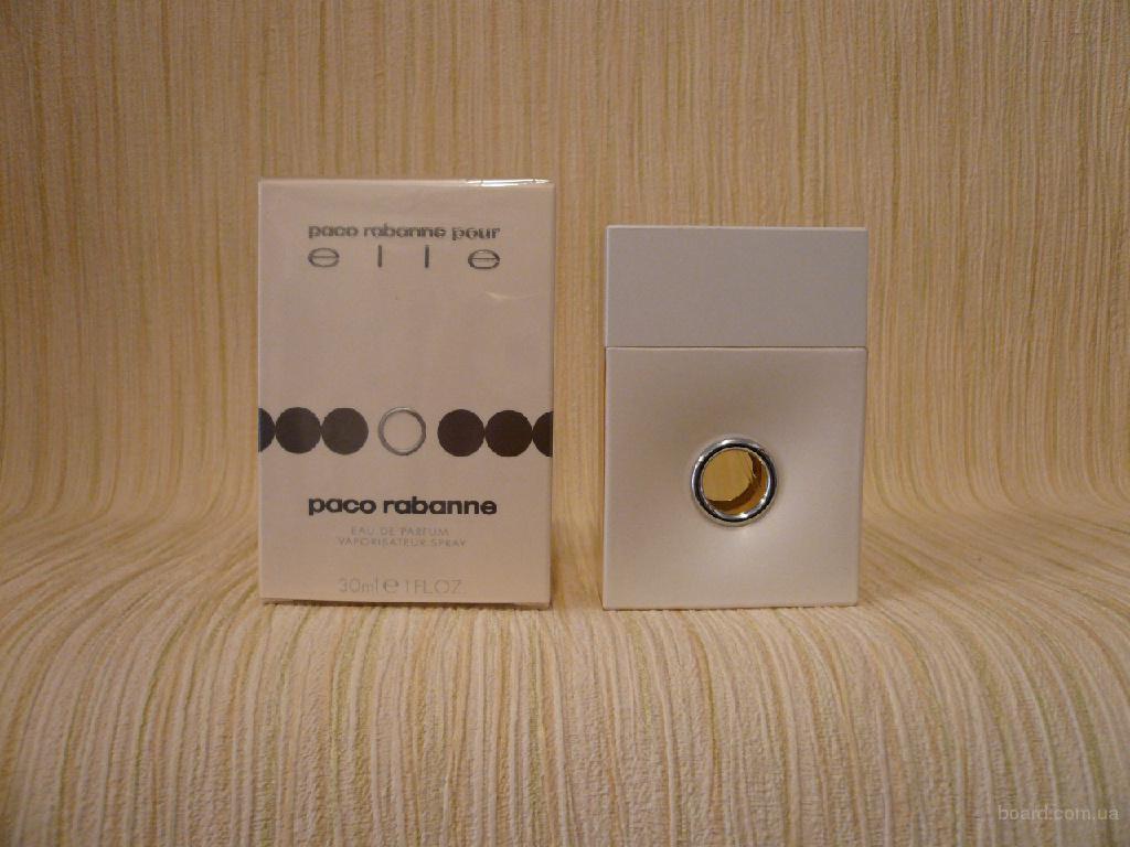 Paco Rabanne - Paco Rabanne Pour Elle (2003) - edp 30ml - оригинал