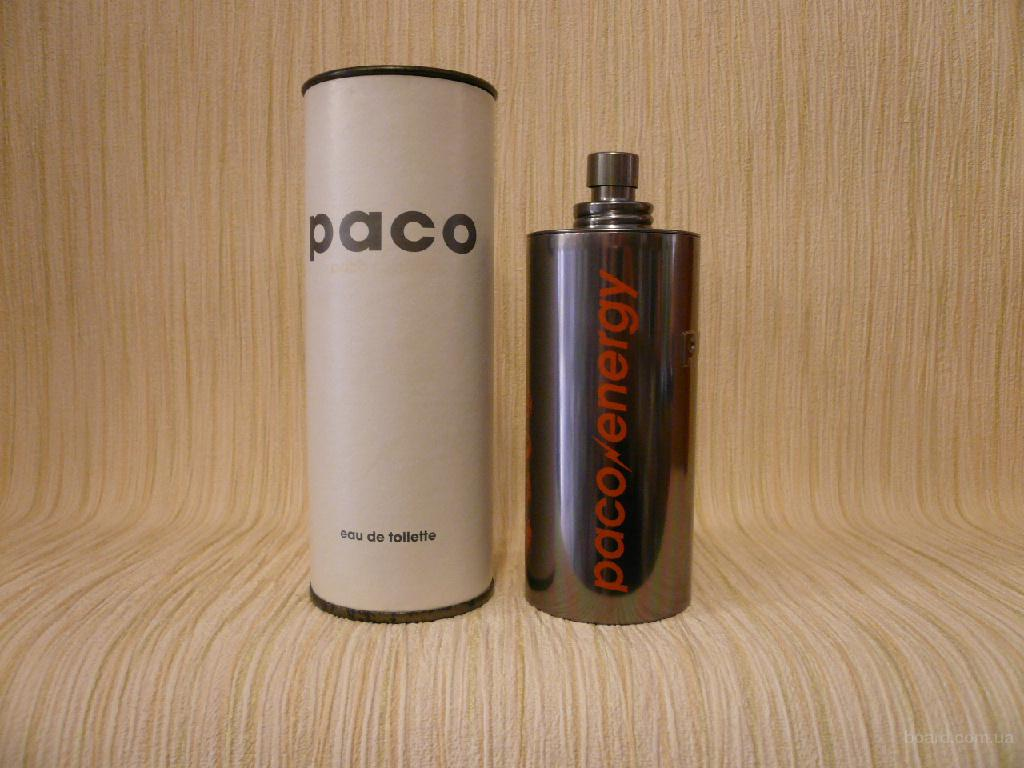 Paco Rabanne - Paco Energy (1998) - edt 100ml - оригинал