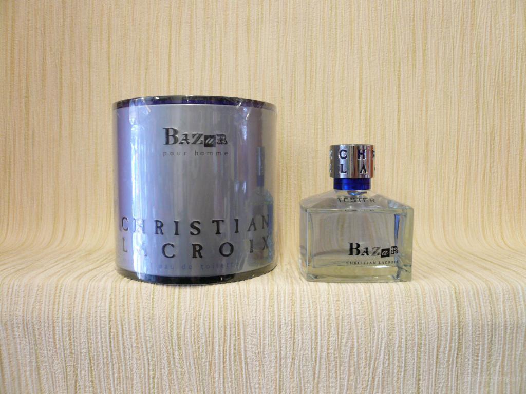 Christian Lacroix - Bazar Pour Homme (2002) - edt 50ml (tester) - оригинал