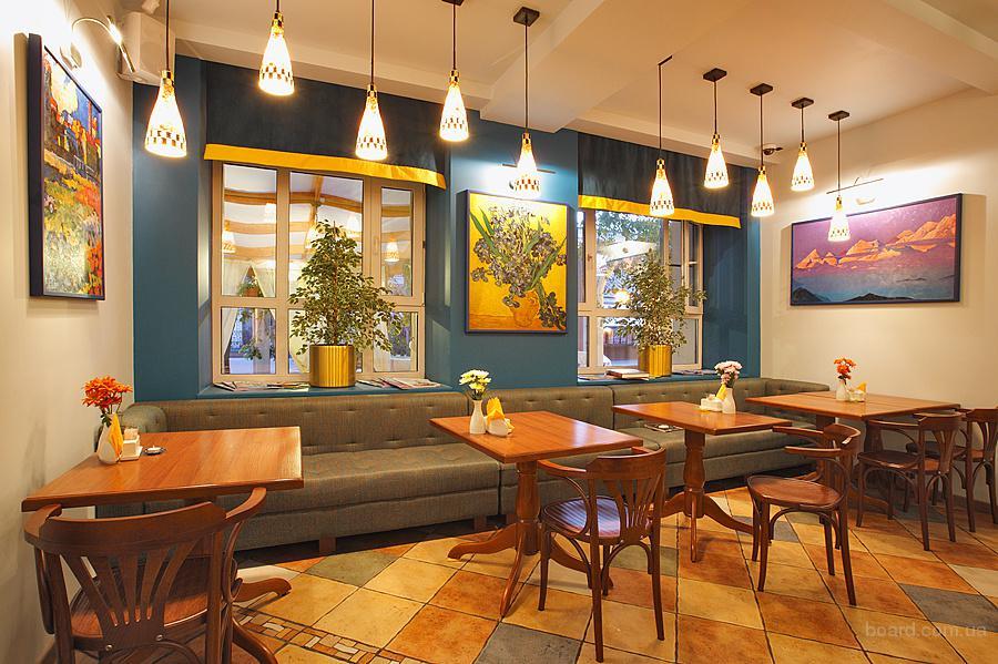 фото кафе и дизайн