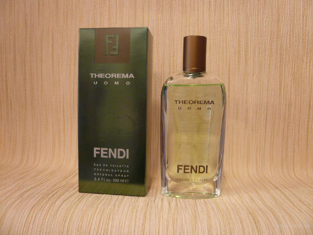 Fendi - Theorema Pour Homme (2001) - edt 100ml - оригинал