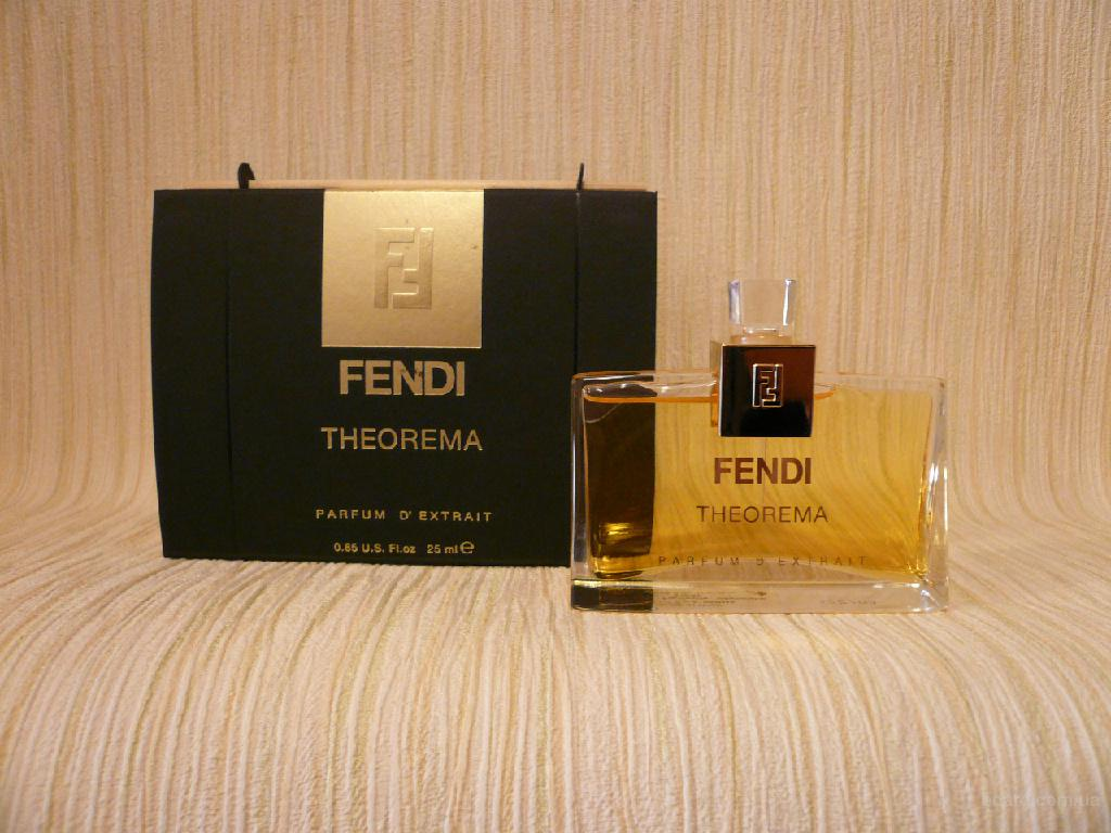 Fendi - Theorema (1998) - parfum 25ml