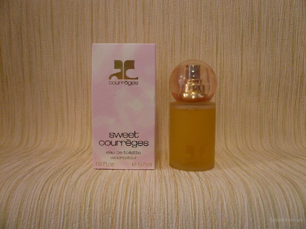 Courreges - Sweet Courreges (1993) - edt 57ml - оригинал