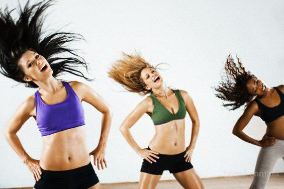 Зумба – колумбийский фитнес. Набор