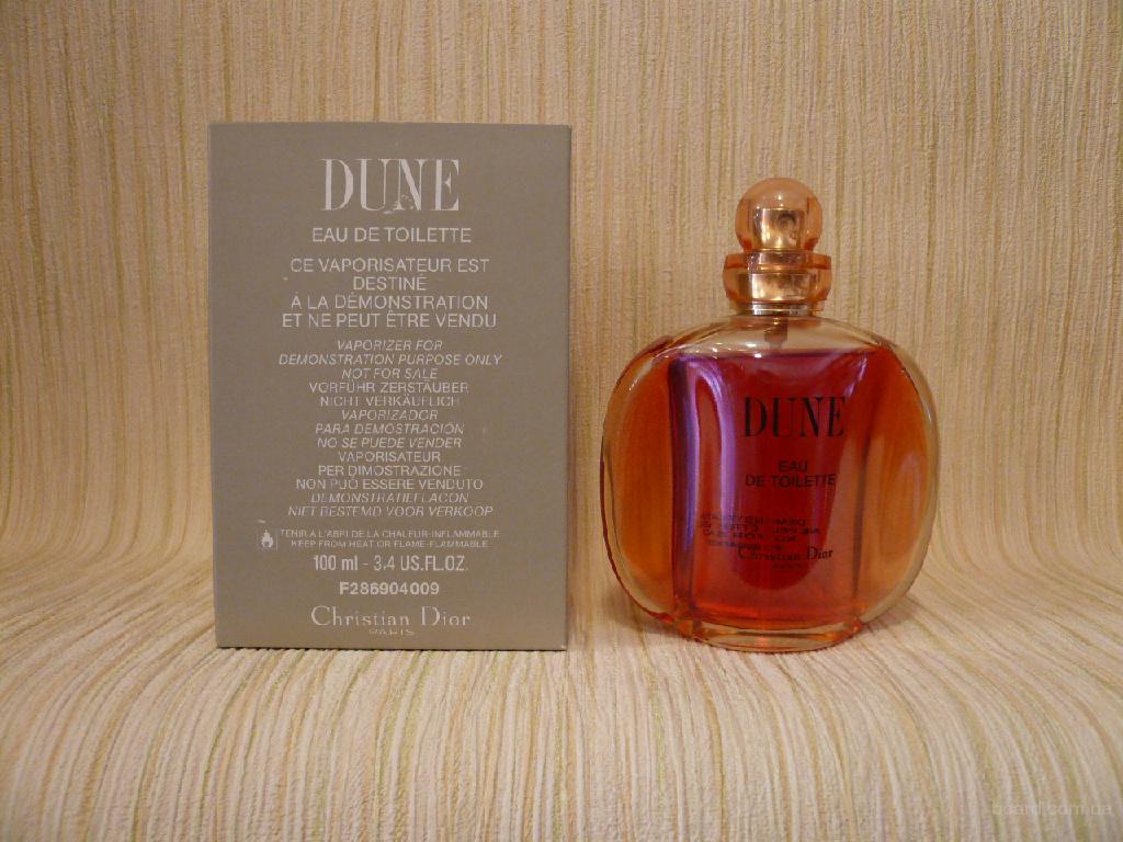 Dior - Dune (1991) - edt 100ml (tester)
