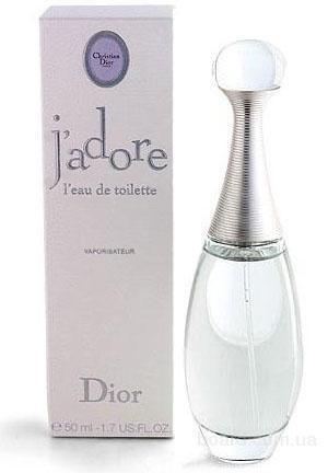 Christian Dior - Jadore L'Eau (2002) - edt 100ml (tester) - Редкая Оригинальная Парфюмерия