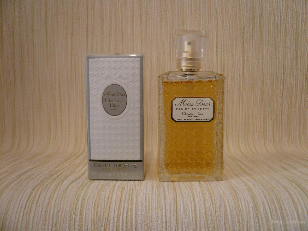 Dior - Miss Dior (1947) - edt 100ml (tester)