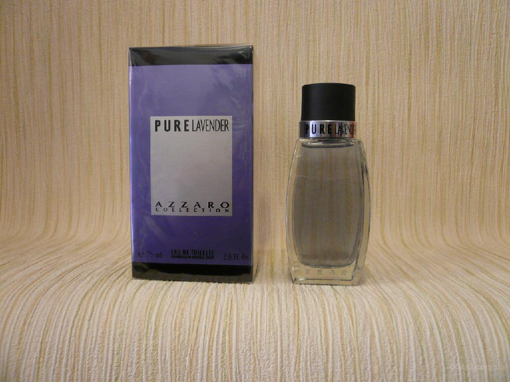 Azzaro - Pure Lavender (2001) - edt 75ml