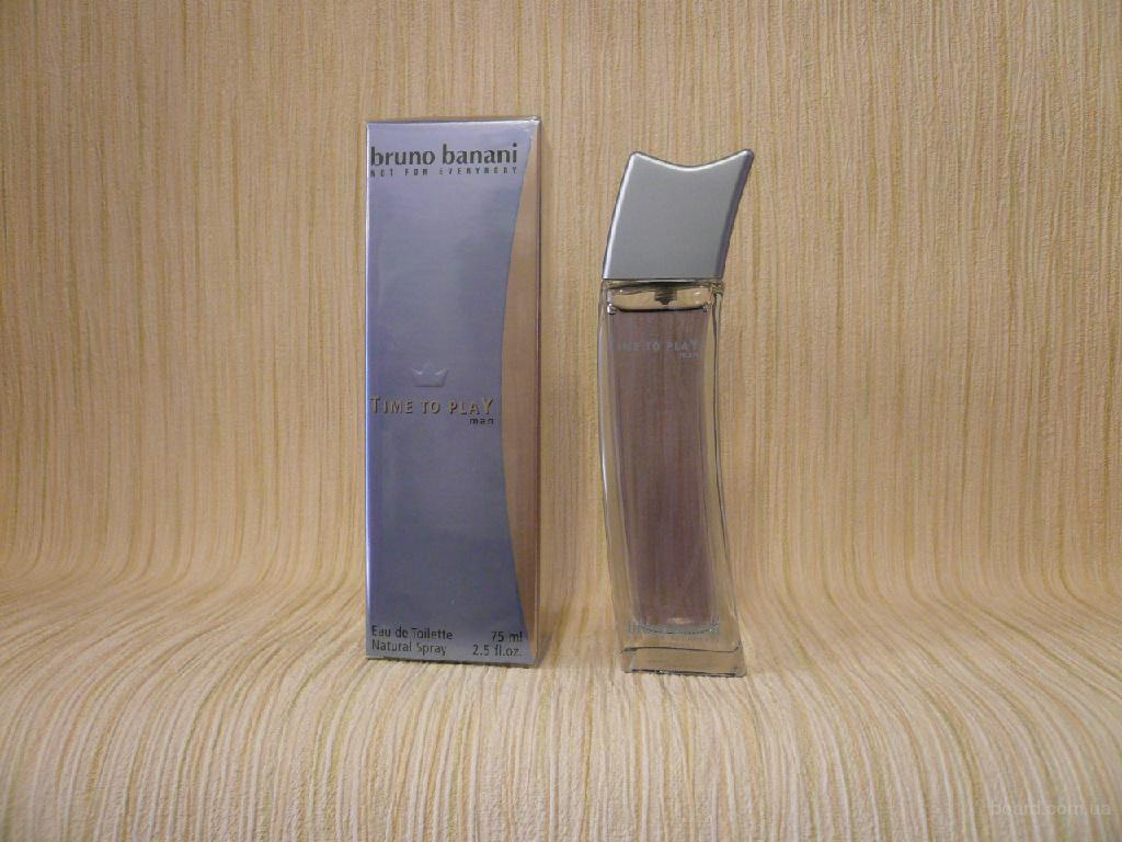 Bruno Banani - Time To Play (2003) - edt 50ml