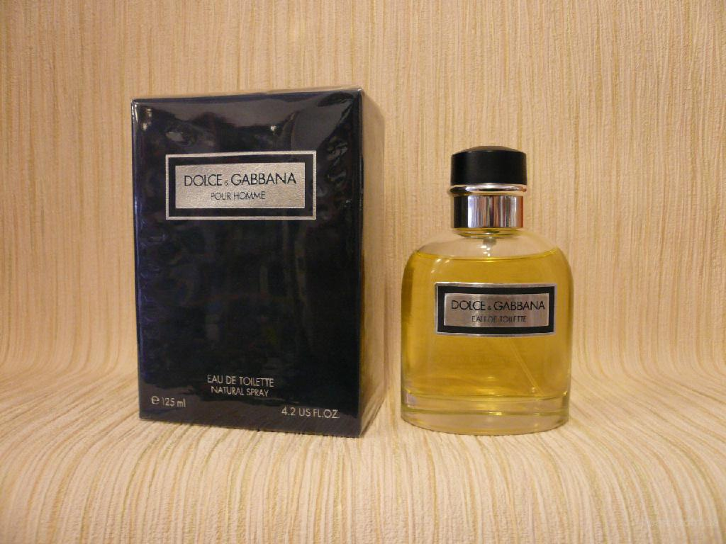 Dolce & Gabbana - Dolce & Gabbana Pour Homme (1994) - edt 125ml - раритет