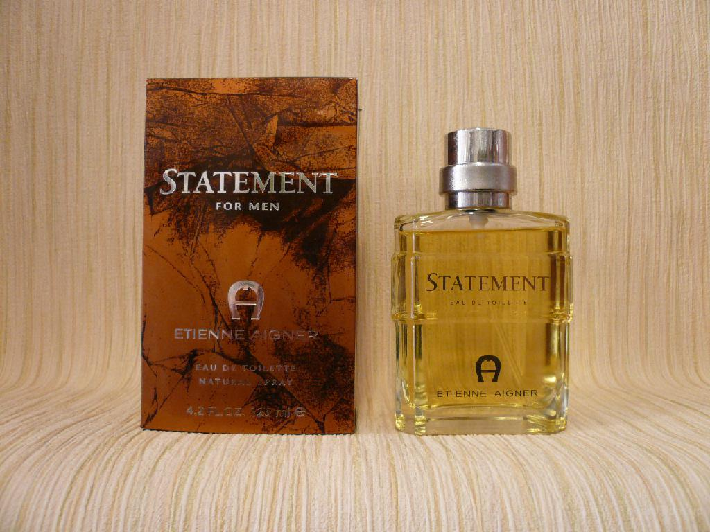 Etienne Aigner - Statement For Men (1994) - edt 125ml