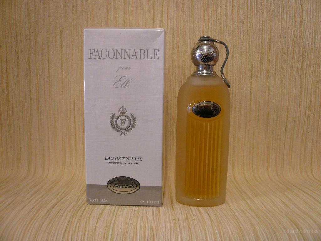 Faconnable - Faconnable Pour Femme (2000) - edt 50ml