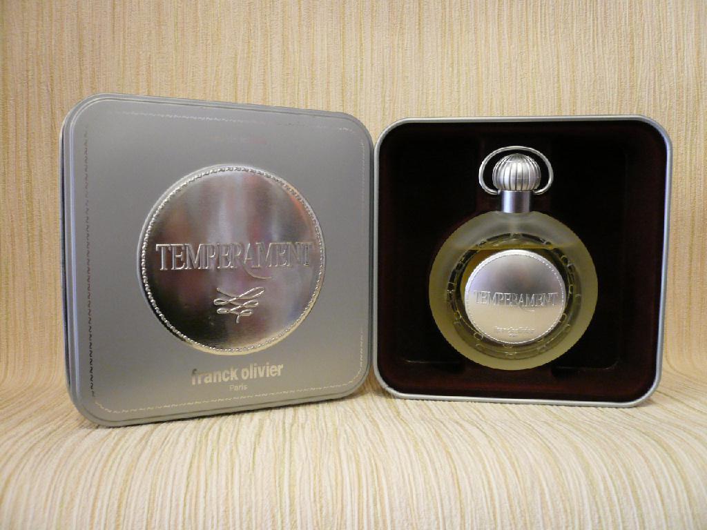 Franck Olivier - Temperament (1998) - edt 100ml - Редкая Оригинальная Парфюмерия