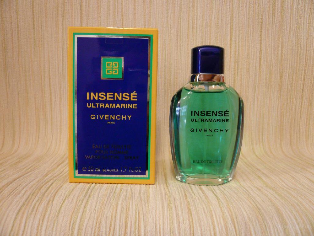 Givenchy - Insense Ultramarine (1995) - edt 50ml
