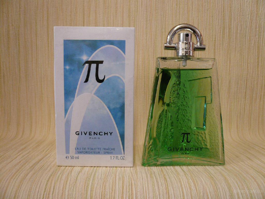 Givenchy - Pi Fraiche (2001) - edt 50ml