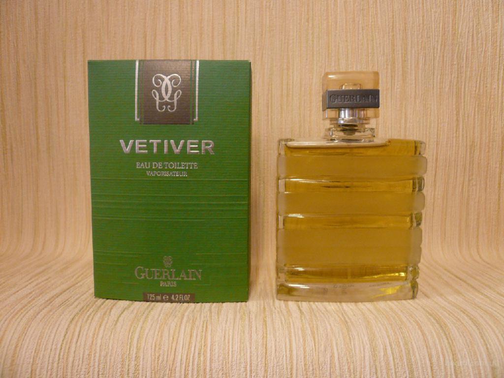 Guerlain - Vetiver (1959) - edt 125ml (tester) - Редкая Оригинальная Парфюмерия