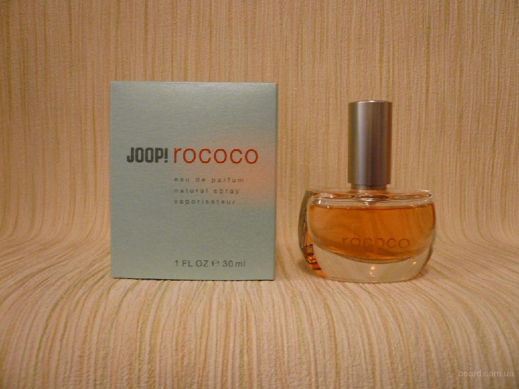 Joop! - Rococo (1999) - edp 30ml - Редкая Оригинальная Парфюмерия