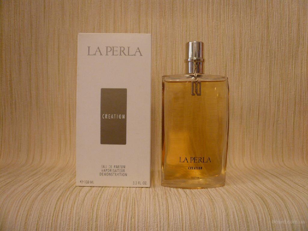 La Perla - La Perla Creation (2002) - edp 100ml (tester) - Редкая Оригинальная Парфюмерия